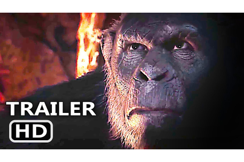 PLANET OF THE APES: LAST FRONTIER Trailer (2017) The Video ...