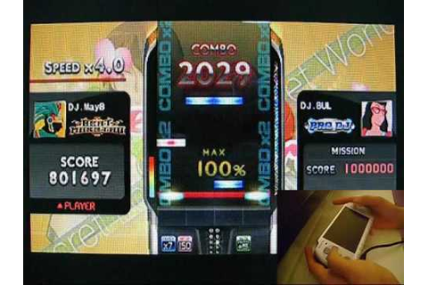 [DJ MAX Portable Black Square] Club Tour Season 2 Area 1-1 ...