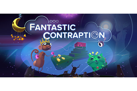 Fantastic Contraption on Steam