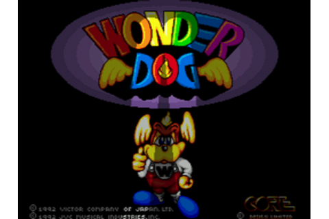 Play Wonder Dog Sega CD online | Play retro games online ...