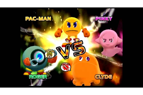 Pac Man Party - Celebration Ave (Special)- Part 4/4 - YouTube