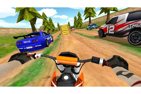 Bike Racing Games - Dirt Bike Rally Racing Turbo #2 ...