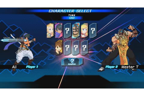 Blade Strangers announcement - Otaku Gamers UK