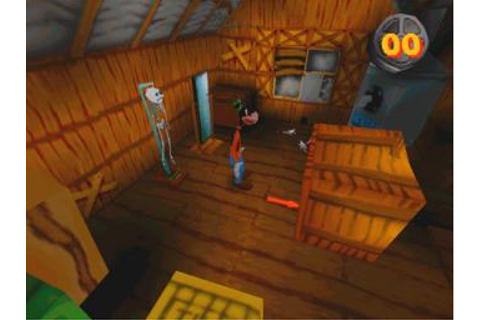 Screens: Goofy's Fun House - PlayStation (7 of 10)