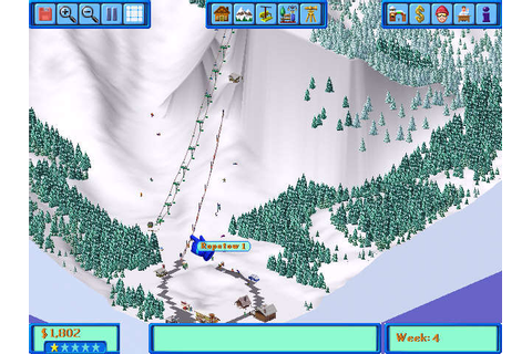 Has anyone ever made a Ski Resort Tycoon?