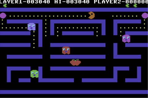 Download Munch Man 64 (Commodore 64) - My Abandonware