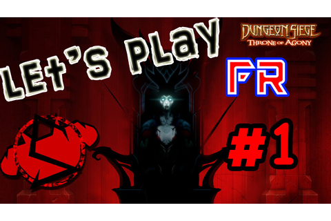 Dungeon Siege - Throne of Agony - EP 1 (PSP)(FR) - YouTube