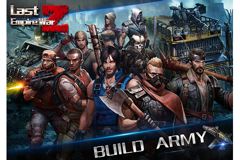 Last Empire War Z Game Android Free Download
