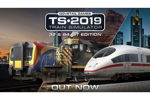 Train Simulator 2019 - OUT NOW - YouTube