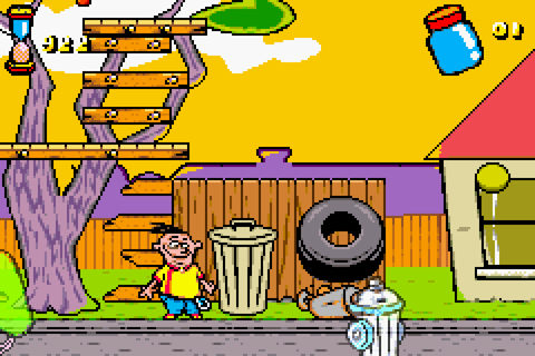 Ed, Edd n Eddy: Jawbreakers Screenshots | GameFabrique