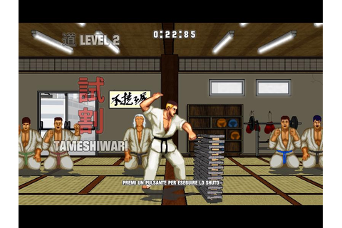 Karate Master - Knock Down Blow by Crian Soft