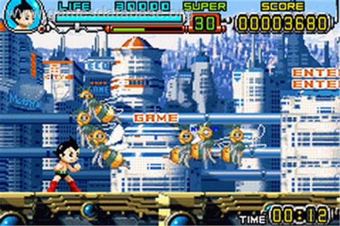 Astro Boy: Omega Factor - Nintendo Game Boy Advance ...