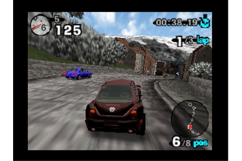 Beetle Adventure Racing! (Japan) ROM