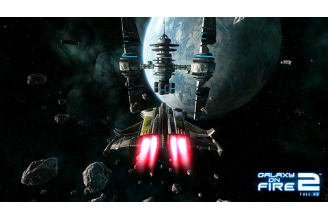 Download Galaxy on Fire 2 HD MOD (Infinite credits, health ...