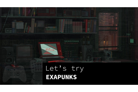 EXAPUNKS - hacking game with robots and assembly lang ...