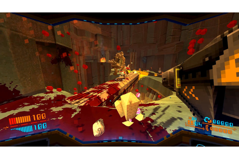 New Games: STRAFE (PC, PS4) | The Entertainment Factor