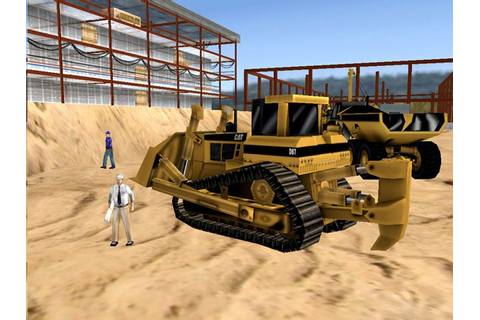 Caterpillar Construction Tycoon Screenshots | GameWatcher