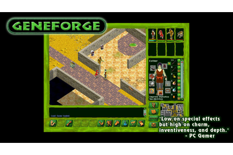 Download Geneforge 1 Full PC Game