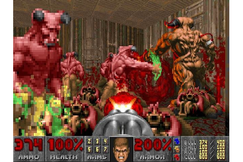 Doom 2 Hell on Earth (1994) - PC Review and Full Download ...