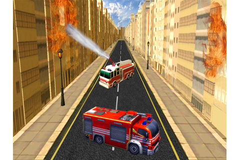 App Shopper: Fire Brigade Truck Simulator 2016 (Games)