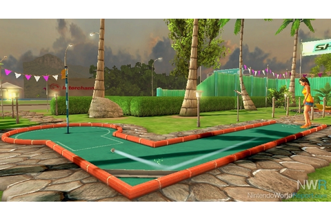 Fun! Fun! Minigolf - Game - Nintendo World Report