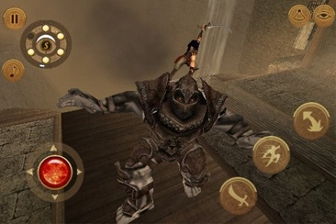 Prince of Persia : L'Ame du Guerrier disponible sur l'App ...