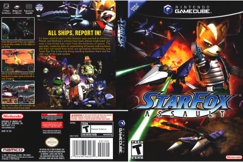 Star Fox Assault español / ingles MEGA 1 LINK | el blog ...