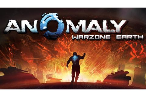Anomaly Warzone Earth: iPhone/iPod Touch App Review ...