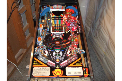 Pinbot Pinball | Billiards N More