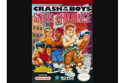 Intro - Crash 'n the Boys Street Challenge - YouTube