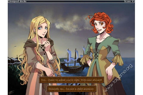 Heileen 1: Sail Away - Download Free Full Games | Adventure games