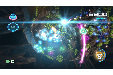 Nano Assault Neo Screenshots, Pictures, Wallpapers - Wii U ...