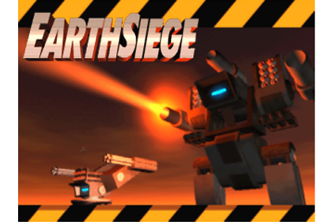 Download Metaltech: EarthSiege | DOS Games Archive