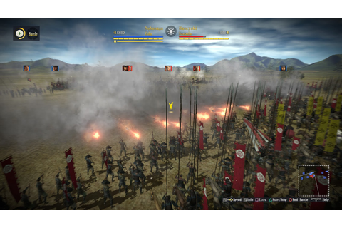 Preview: Nobunaga's Ambition: Sphere of Influence (PC ...