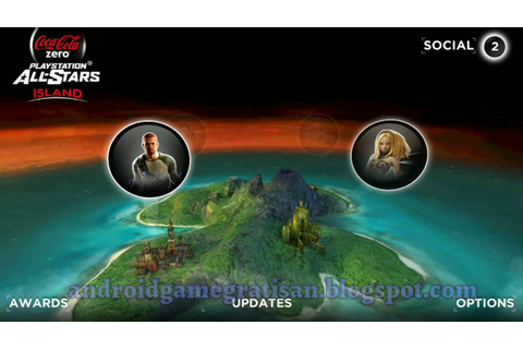 Playstation All-Stars Island apk | REVIEW DAN DOWNLOAD ...