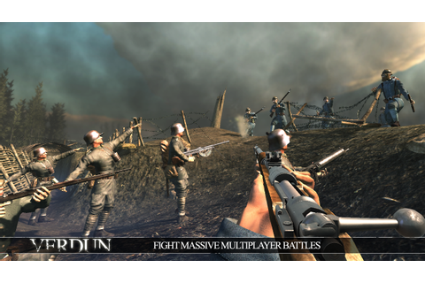 Verdun (FREE FPS BETA) is honestly my favorite FPS right ...
