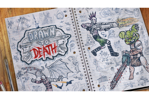 Drawn to Death Game | PS4 - PlayStation