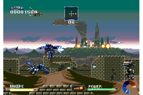 headcaseGames-Blog: Retro Game of the Day! Ranger-X