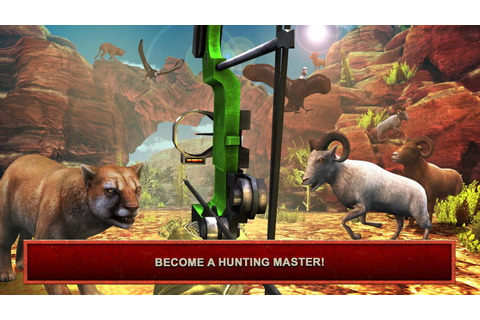 USA Bow Hunter: Hunting games for Android - APK Download