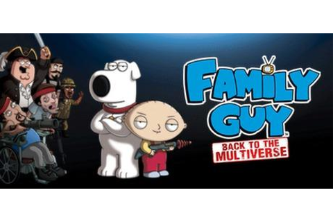 Family Guy: Back to the Multiverse for PlayStation 3 (2012 ...
