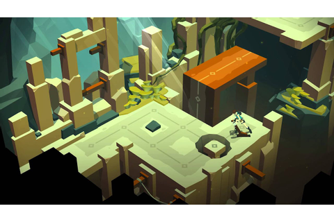 Lara Croft GO Launch Trailer - YouTube