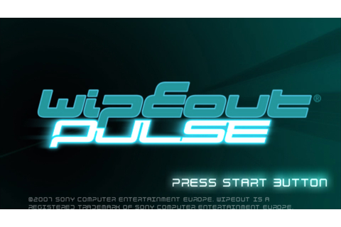 Wipeout Pulse (Europe) ISO