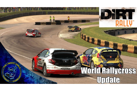 Dirt Rally: FIA World Rallycross Game Update - YouTube