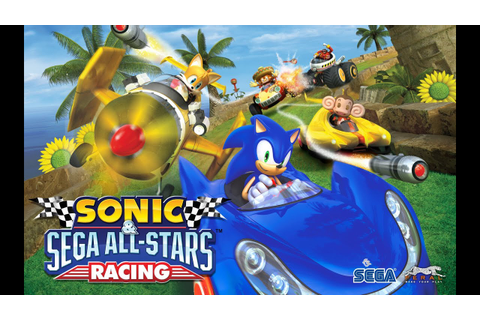 Sonic & SEGA All-Stars Racing Android GamePlay #2 (HD ...
