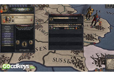 Acheter Crusader Kings II Sons of Abraham pc cd key pour ...