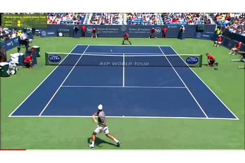 Game Smart Tennis Match Analysis - Features Overview - YouTube