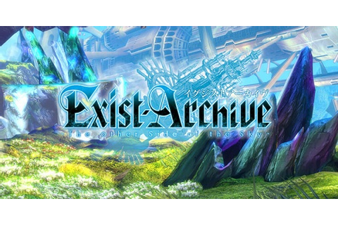 Exist Archive Sideview RPG's 1st Teaser Video Previews ...
