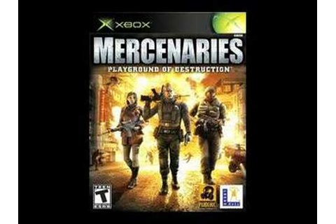 Mercenaries: POD Music- Destination DMZ - YouTube