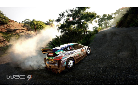 WRC 9 on PS4 | SimplyGames
