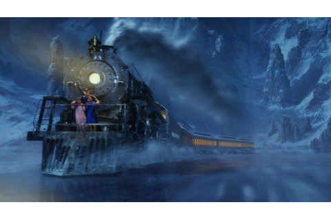 All Aboard! Real-Life Polar Express Chugs Through Michigan ...